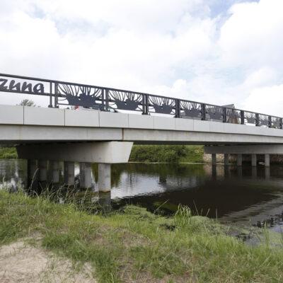 Vervangen brug Zuna