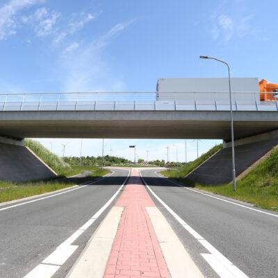Viaduct t Klooster N34 bij Coevorden