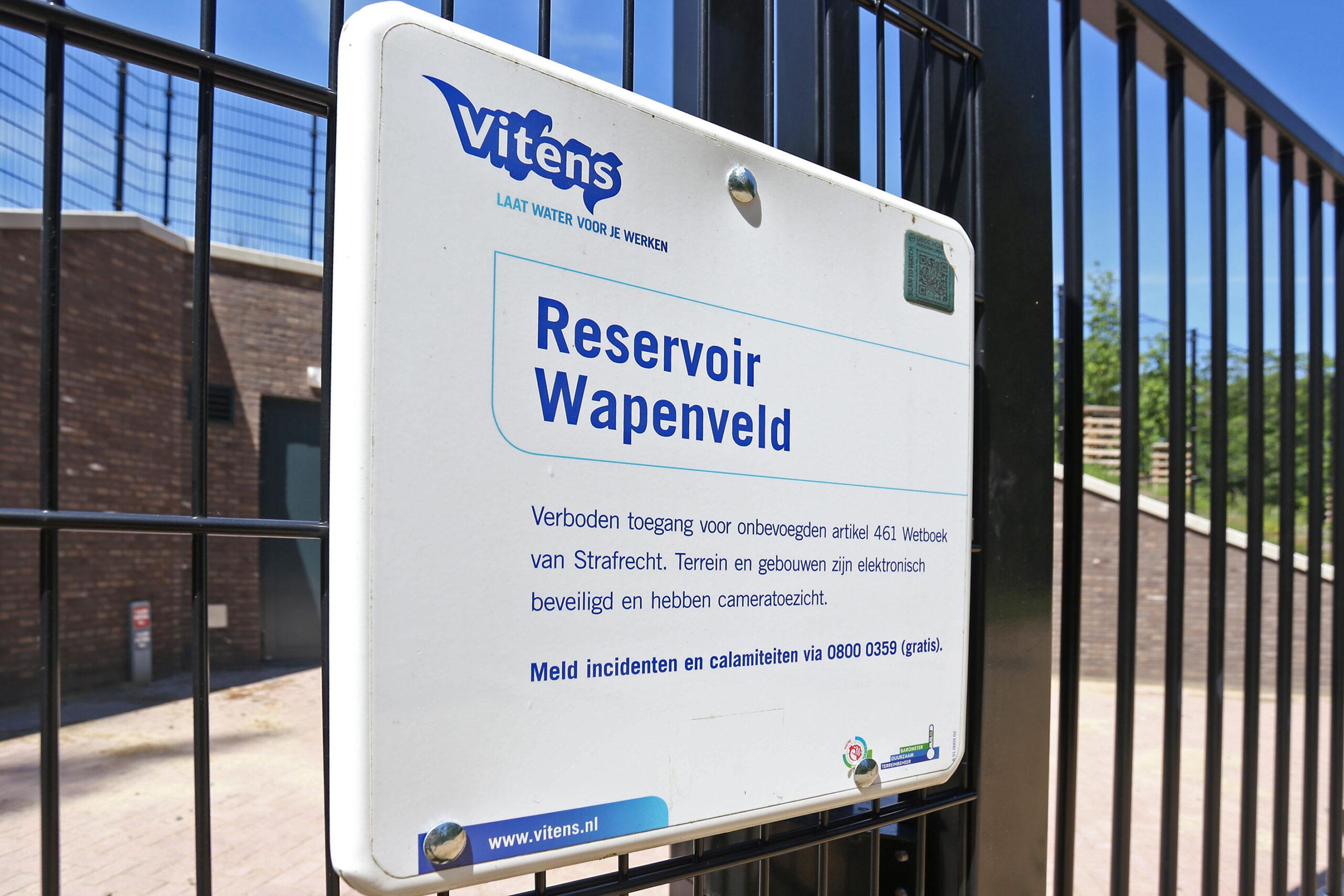 HAARST v. WAPENVELD Vitens reservoir Site JourneeIMG_9265